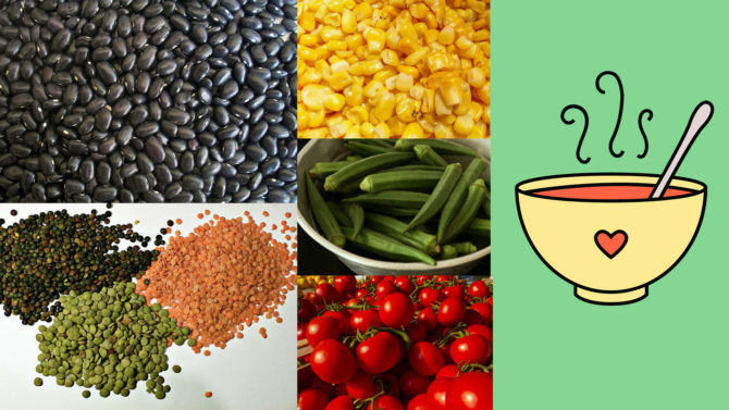 Recipe of the Month: Lupita's Bean and Lentil Soup