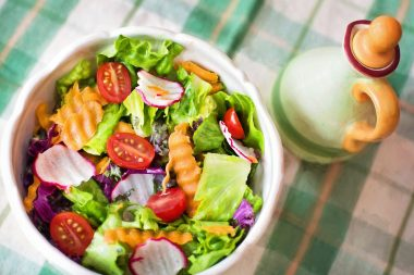 close-up-of-salad-in-plate-257816